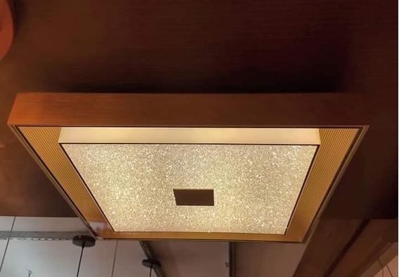 Plafon Ouro Starlux