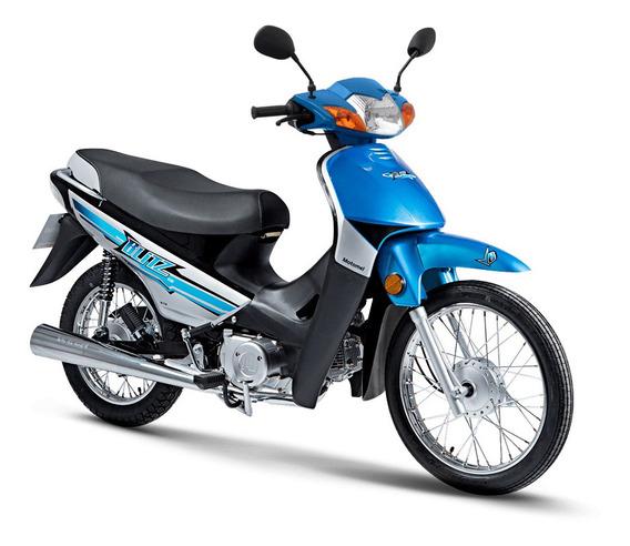 Blitz 110 V8 Azul - Full Motos
