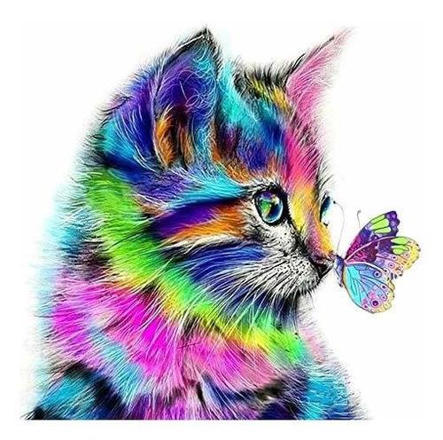 Imagen 1 de 8 de Kit De Pintura Al Oleo Por Numero Para Adultos Y Niños Todo