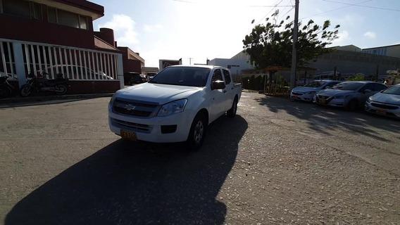 Pickup Chevrolet D-max Rt-50 2.5l Dsl Dc 4x2 Uex766