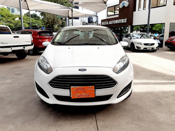 Ford Fiesta 2016, Manual, Excelentes Condiciones