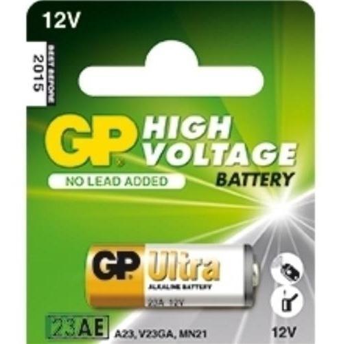 Bateria Gp 23a 12v Cartela C/ 5 Unidades