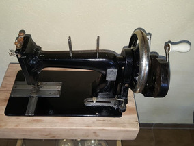 Máquina De Costura Manual Siedel&naumann