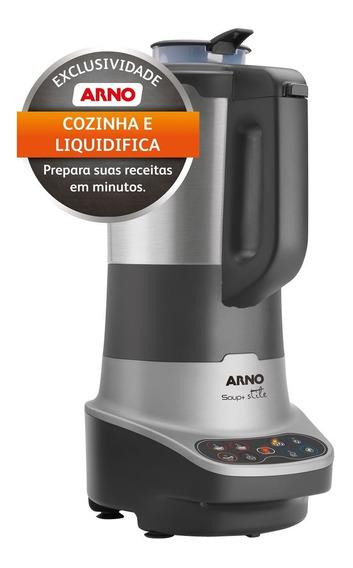 Liquidificador Arno Soup Stile Lnsp - 1100w, Liquidifica E C