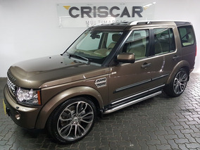 Land Rover Discovery 4 Hse 3.0 Turbo Diesel 4x4 - 7 Lugares
