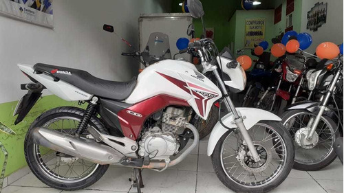 Imagem 1 de 15 de Honda Cg 150 Titan Flex Top De Linha