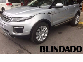Land Rover Evoque Hse Diesel 2.0 At Blindado Rb3 Alza Motors