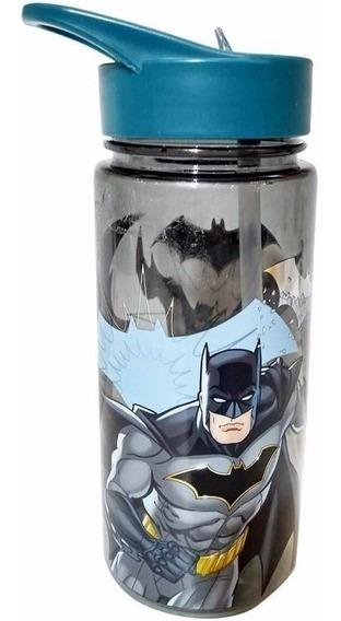 Botella De Agua Batman Dc Comics Justice League Baloo Toys