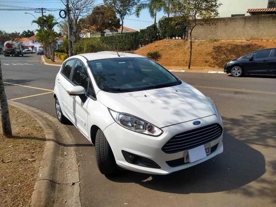 Ford Fiesta 1.6 Se 2014 Manual Completo