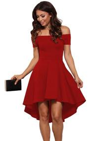 Vestido Rodado Mullet Feminino Neoprene Lançamento Qualidade
