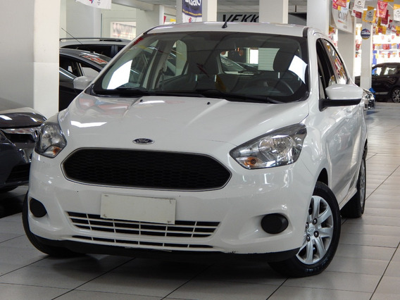 Ford Ka Se 1.0 Flex Completo 4 Portas 50km 2015