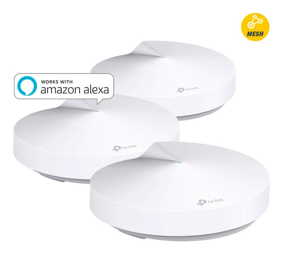Access Point Deco M5 Ac1300 Tp-link Mesh Wifi Dual 3-pack