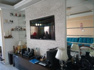 Lindíssimo Apto. 2 Dorms. 77 M² Condominio Club Maravilhoso - Super Quadra Morumbi ! Super Quadra Morumbi - Ap0295