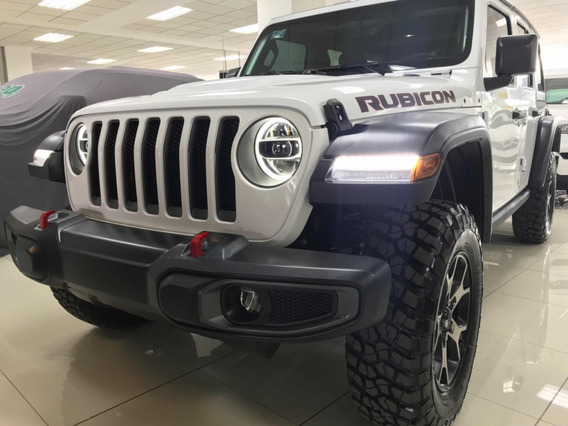Jeep Wrangler 3.7 Unlimited Rubicon 3.6 4x4 At 2020