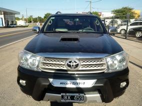 Toyota Hilux Sw4.4x4.srv.3.0.tdi.c/ Cuero.2011