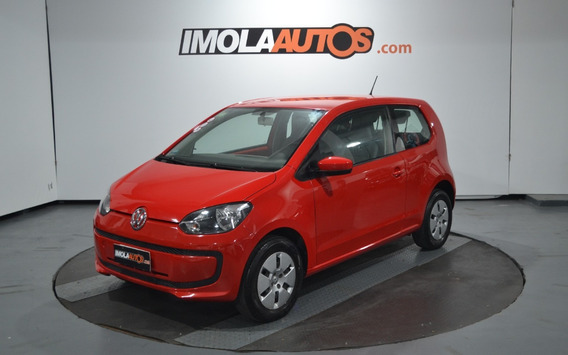 Volkswagen Up 1.0 Move 3p M/t 2014 -imolaautos