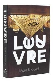 Caixa Livro Louvre