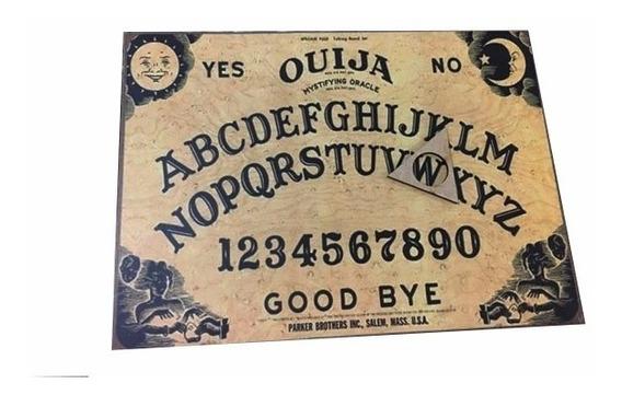 Tábua Tabuleiro Ouija Clássica Mod.to003 - 18x24cm