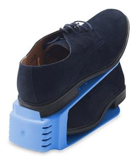 Organizador De Zapatos Moderna Sencillo 1 Par Zapatera Plast