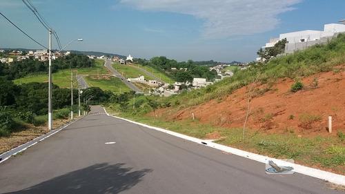 Terreno A Venda No Bairro Vila Santa Cruz Em Itatiba - Sp.  - Te6728-1
