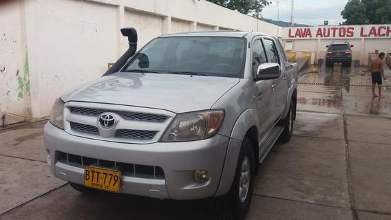 Hilux 2.7cc Gasolina 2006