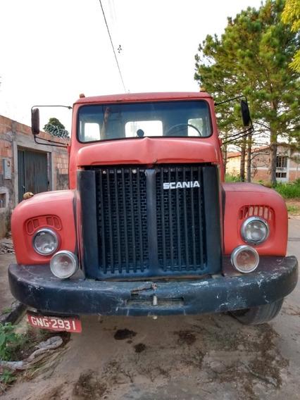Scania L 110 Para Restauração Ou Trabalho