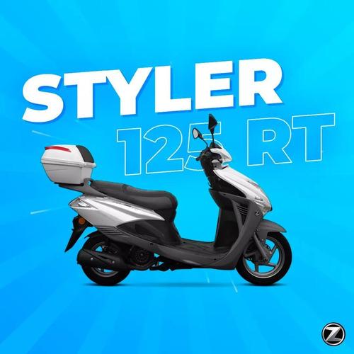 Zanella Styler Rt