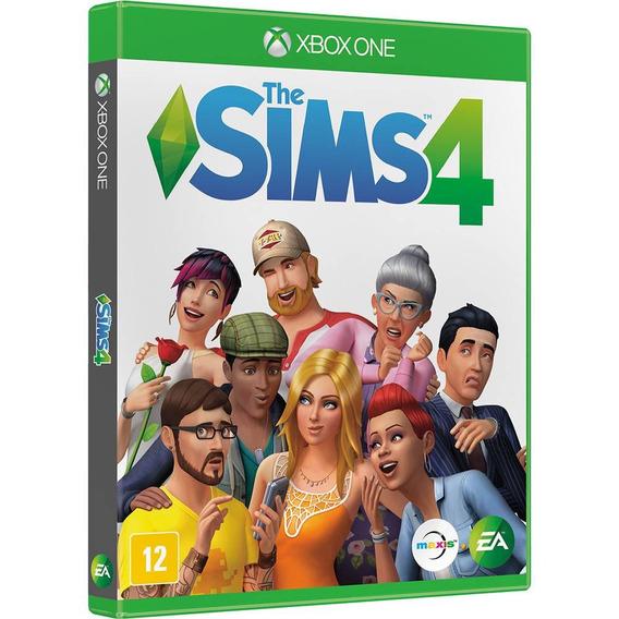 Jogo The Sims 4 Xbox One Disco Fisico Original Novo Nacional