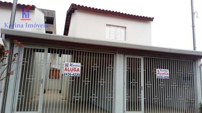 Casa Para Aluguel, 2 Dormitórios, Carmela Ii - Guarulhos - 1760