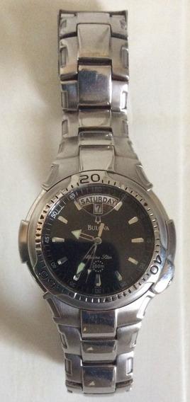 Reloj De Pulsera Bulova, Marine Star 100 M