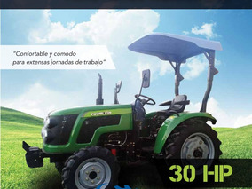 Tractor Chery Rd304 30hp 4x4
