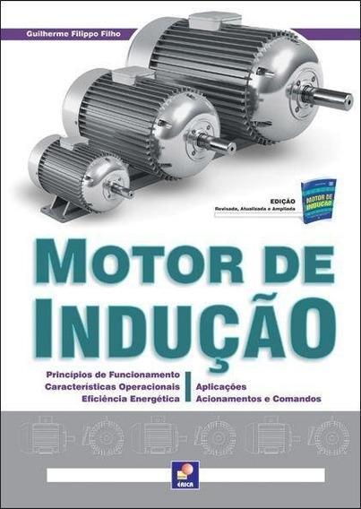 Motor De Indução - 2ª Ed. 2013