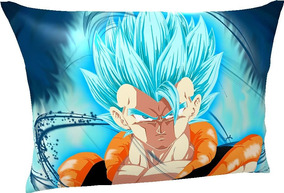 Almofada Geek Gogeta Dragon Ball 30x40cm