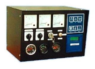 Voltimetro Analogico Para Planta Diesel Dhy6000 Lek