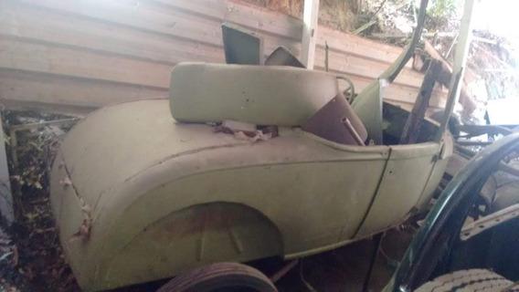 Ford 1929 Roadster Barata 29