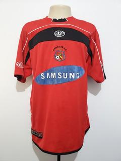 Camisa Futebol Caracas Venezuela 2002 Home Runic Sport Gg Xl