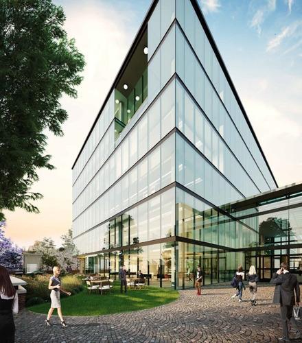 Oficinas En Alquiler | Wo Leaf Building | 3 Pisos 3.049 M²