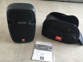 Jbl Eon 510 - 280 Watts + Case Jbl Original Perfeita!!