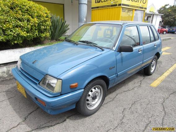 Chevrolet Sprint 1.0 Mt
