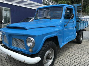Ford F-75 Willys