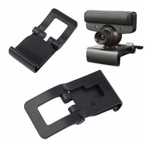 Clipe Tv Suporte Para Camera Webcam Sony Eye Ps3 Playstation