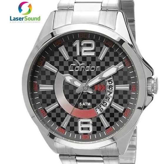 Relógio Condor Masculino Co2115vb/3b C/ Garantia E Nf