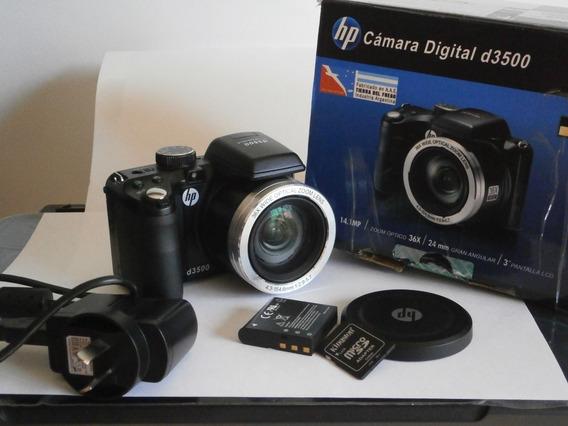 Camara Digital Hp D 3500