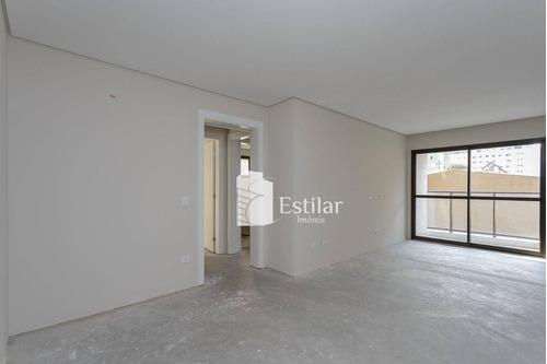 Imagem 1 de 30 de Apartamento 03 Quartos (01 Suíte) E 02 Vagas Na Vila Izabel, Curitiba - Ap2696