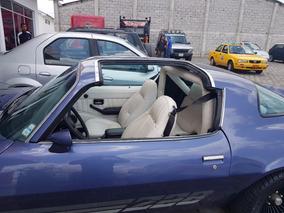 Camaro Convertible Original T Top Z 28