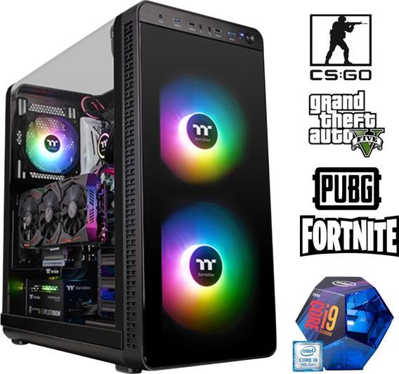 Pc Gamer Rog Strix I9-9900k 64gb Ssd 1tb/500gb Rtx2080 Super