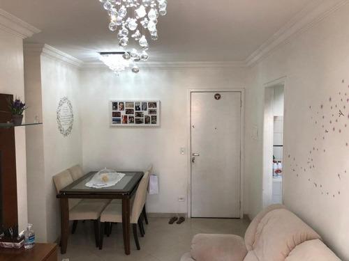 Apartamento Em Campos Elísios, São Paulo/sp De 54m² 2 Quartos À Venda Por R$ 480.000,00 - Ap605758