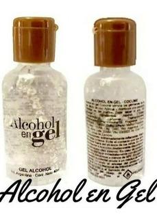 Alcohol En Gel Pocket 40ml X 50 Unidades