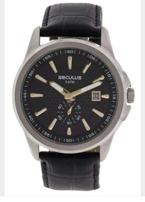 Relógio Masculino, Seculus Mod 23400g0stnc2 Original.