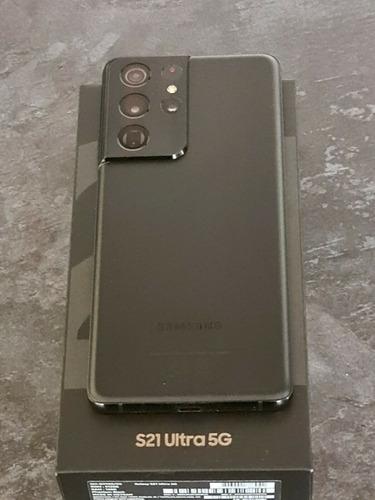Samsung Galaxy Note20 Ultra 5g 256gb Dual Sim Desbloqueado